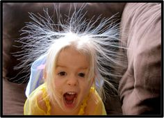 """5 Ways to Prevent """"Static-y"""" Hair 