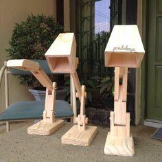 Lampu belajar/meja kantor kayu pinus.  Bisa dipakai untuk home decoration bisa juga untuk interior design diletakkan di toko resto/cafe dll. Sentuhan kayu pinus yg terlihat bersih dan rapi memberikan efek berbeda untuk ruangan anda. Ukuran dan bentuk produk dapat disesuaikan dengan kebutuhan anda.  Kontak kami pada nomor di bio untuk membantu anda menemukan ide dekorasi yang anda inginkan.  Contoh order form:  Nama : Grace  Alamat: Komplek Billy and Moon No 19 Jakarta Timur Nope…