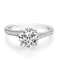Ritani modern bypass micropavé diamond band engagement ring in white gold with round cut I https://www.theknot.com/fashion/modern-bypass-micropave-diamond-band-engagement-ring-in-14kt-white-gold-019-ctw-ritani-engagement-ring?utm_source=pinterest.com&utm_medium=social&utm_content=june2016&utm_campaign=beauty-fashion&utm_simplereach=?sr_share=pinterest
