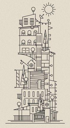 Cidade vertical