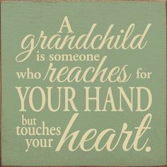Touches your heart