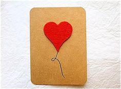 LittleGreenFrog / Srdce ako balón