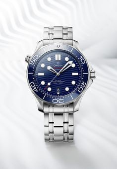 New Release: A refreshing take on the Omega Seamasters for Baselworld 2018 #wysluxury