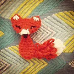 12 days of woodland creatures, crochet Crochet Amigurumi, Love Crochet, Knit Or Crochet, Crochet Motif, Crochet Crafts, Crochet Dolls, Crochet Flowers, Crochet Stitches, Crochet Baby