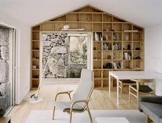 Casa E/C: SAMI-arquitectos unen pasado y presente en las Azores.