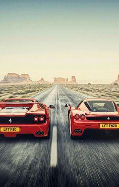 Ferrari Race !