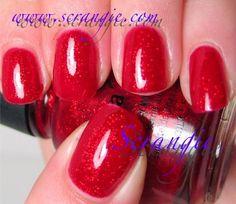 China Glaze: Ruby Pumps