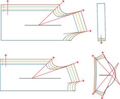 How to grade a pattern: Professional apparel pattern grading and resizing