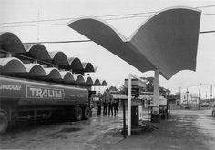 Eladio Dieste / busstation