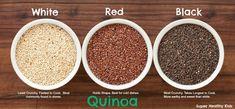 Quinoa, čo to vlastne je? Medium Recipe, Perfect Quinoa, Dog Food Recipes, Healthy Recipes, Super Healthy Kids, Cold Dishes, How To Cook Quinoa, Omega 3, Food Hacks