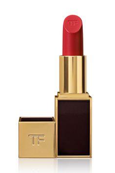 Luxe Lipsticks- The Winner: Tom Ford Lip Color in Cherry Lush