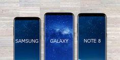 Samsung Galaxy Note 8 è bello e colorato, presentazione ad agosto e uscita a settembre  #follower #daynews - https://www.keyforweb.it/samsung-galaxy-note-8-bello-colorato-presentazione-ad-agosto-uscita-settembre/
