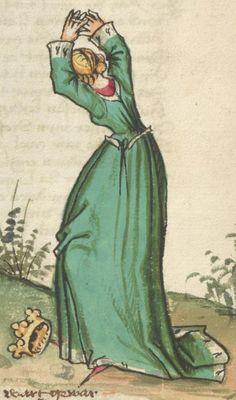 Ms. germ. qu. 12 - Die sieben weisen Meister SchreiberHans <Dirmstein> ErschienenFrankfurt, 1471 Folio 38v