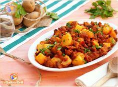 Patate e Salsiccia