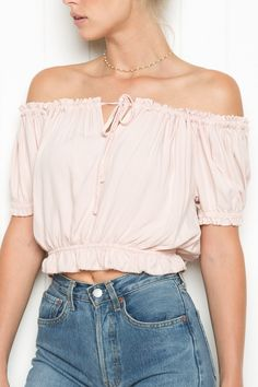 Brandy ♥ Melville | Ezra Top - Tops - Clothing