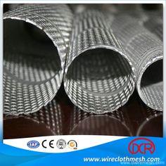 Stainless Steel 316 Mesh Screen Tube
