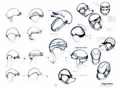Doggie Helmet | AN Design Lab