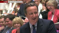 David Cameron attempts a joke in an American accent on final day as prime ministerGoodbye David!  Image: BBC/screengrab  By Gianluca Mezzofiore2016-07-13 12:09:31 UTC  LONDON  Its David Camerons final day as Britains prime minister but the mood was cheerful in the House of Commons.  The Tory leader was in good form and cracked several jokes during the weekly prime ministers question time.  He even broke out an American accent. Hear it yourself:  This session does have some admirers around…