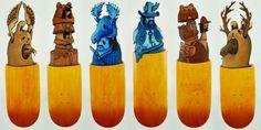 Jeremy fish Skateboard designs