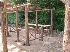 Pergola Ideas For Shade Garage Pergola, Cheap Pergola, Backyard Pergola, Patio Roof, Pergola Kits, Backyard Landscaping, Pergola Ideas, Outdoor Projects, Garden Projects