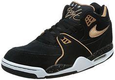 Nike Men 2015 Air Flight 89 Basketball Fashion Sneaker Shoes 306252-025 Black Gold (US 11.0) Nike http://www.amazon.com/dp/B00MFW8F44/ref=cm_sw_r_pi_dp_Qkzovb1C3XBPY