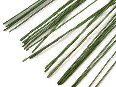 Floristické dráty 100 ks Ikebana, The 100, Hair Accessories, Hair Accessory, Flower Arrangements