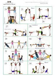 Pin by MeIsCloud on Gardetanz Partner Yoga, Physical Education Lessons, Physical Activities, Hiit Workouts At Gym, Yoga Diet, Different Types Of Yoga, Learn Yoga, Yoga For Kids, Yoga Challenge