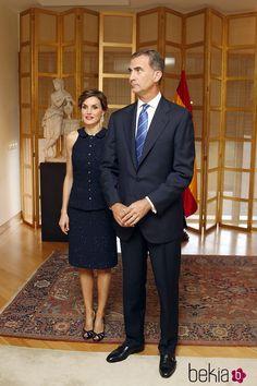 Foro Hispanico de Opiniones sobre la Realeza: Los Reyes Don Felipe y Doña Letizia se reúnen con el Comité de Relaciones Exteriores del Senado de EEUU. 15 de septiembre de 2015.
