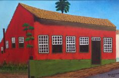 Museu de Santo Antonio da Patrulha - RS. Antiga residência de Ruth.