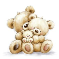 Teddy Bear Sketch, Teddy Bear Drawing, Teddy Bear Cartoon, Cute Bear Drawings, Cute Teddy Bears, Baby Cartoon, Urso Bear, Bear Watercolor, Its A Boy Balloons