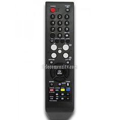 BN59-00609A (TM86)este o telecomanda cu aspect original de cea mai buna calitate folosita pentru televizoarele LED/LCD si plasma marca Samsung. Nu are nevoie de coduri pentru a functiona,telecomandaBN59-00609A (TM86)are nevoie doar de baterii pe care le puteti comanda impreuna cu telecomanda. Va recomandam sa folositi pentru telecomanda BN59-00609A baterii alcaline. Tel