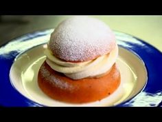 How to Bake Swedish Semla - Bread with Paul Hollywood - BBC Food - YouTube