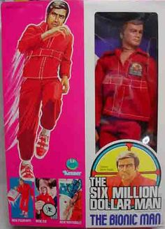 The Six Million Doll