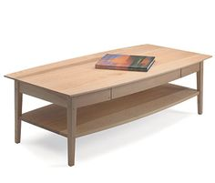 Coventry Coffee Table by Pompanoosuc Mills