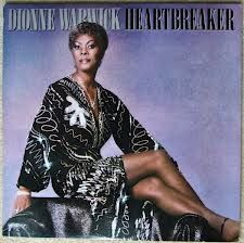 Dionne Warwick - Vinyl Record LP Cover Art