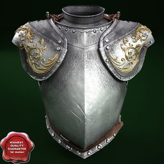 model: Armour is a high quality model to add more details and realism to your projects. Norse Tattoo, Viking Tattoos, 3d Tattoos, Tattoo Ink, Armour Tattoo, Shoulder Armor Tattoo, Warrior Tattoos, Military Tattoos, Geometric Tattoo Arm
