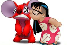 even tho they really hate each other.. Lillex and Stitchmau5