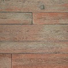 Tongue and Groove Plank- Tuddle Red