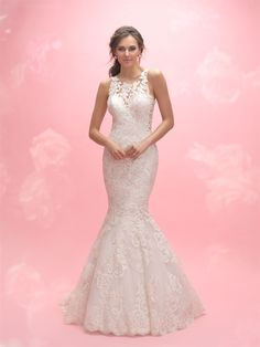 New Bridal Gown Available at Ella Park Bridal | Newburgh, IN | 812.853.1800 | Allure Romance - Style 3055