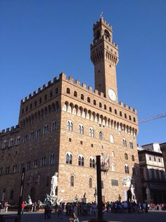 Firenze always ready to show its Rich history