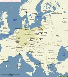 Cold War Europe blackline For the history books Pinterest