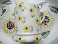 Emma Bridgewater Studio Special Sunflowers Mug