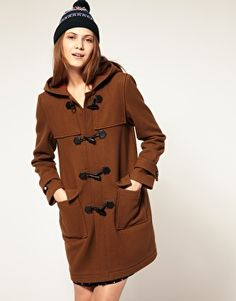 $419.96  boutique by jaeger wool duffle coat