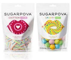 Tennis star Maria Sharapova launched Sugarpova, a line of sweets, in 2012.