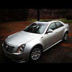 Get $8,000 off remaining 2012 Cadillac CTS at Joe Self Chevrolet!
