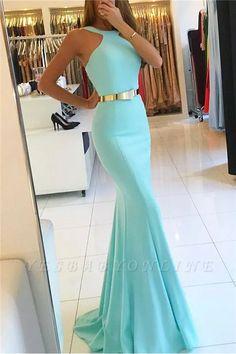2018 sexy cheap plus size long mint green prom dress bridesmaid dresses formal evening gowns mermaid prom dress Cute Prom Dresses, Mermaid Prom Dresses, Elegant Dresses, Pretty Dresses, Beautiful Dresses, Bridesmaid Dresses, Formal Dresses, Maxi Dresses, Sleeveless Dresses