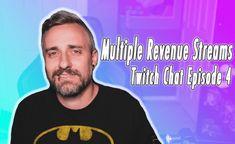 Revenue Streams As A Twitch Streamer