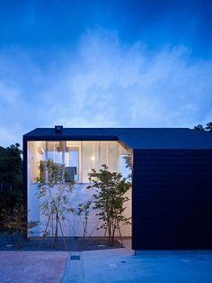 '47% house'  by kochi architect's studio in kamakura, kanagawa, japan