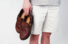 Men's Middle English  BROWN by AuroraShoeCo on Etsy, $165.00