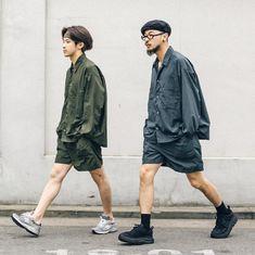 Japan Fashion, Boy Fashion, Mens Fashion, New Balance Outfit, Outfits Hombre, Japanese Streetwear, Japanese Street Fashion, Men Street, Aesthetic Fashion